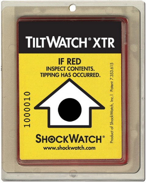 Kippindikator Tiltwatch® XTR